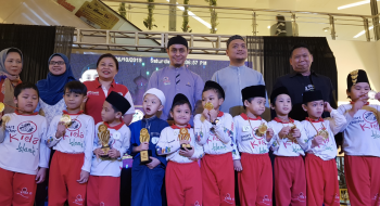 PU Azman prize giving